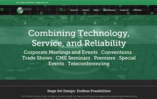AV Masters Website