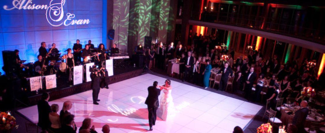 Wedding Gobos