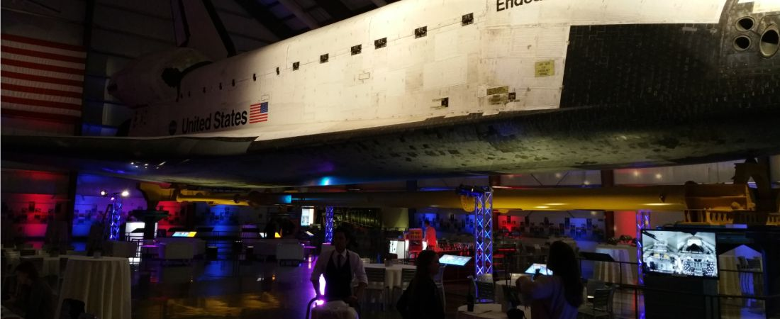 Space Shuttle Event