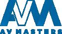 AV Masters – Audio Visual Services and Rentals Logo