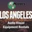 Los Angeles Audio Visual Rentals